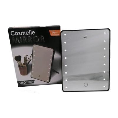 Καθρέφτης φωτιζόμενος με LED 19-44-1 και με διακόπτη αφής